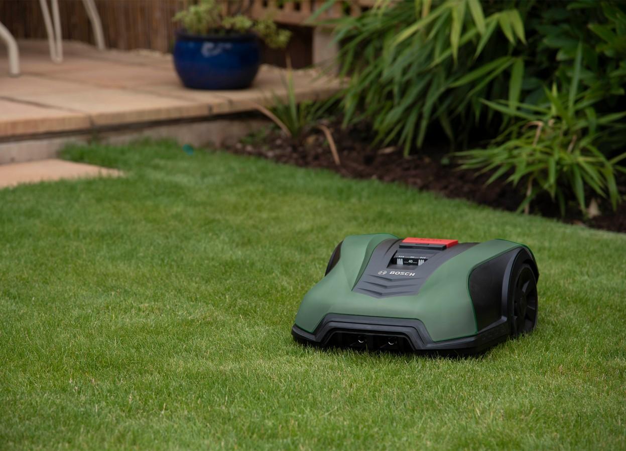 Indego - Inteligência Artificial facilita cuidados de gramados