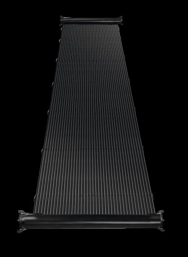 Coletor solar PP Flex - Heliotek