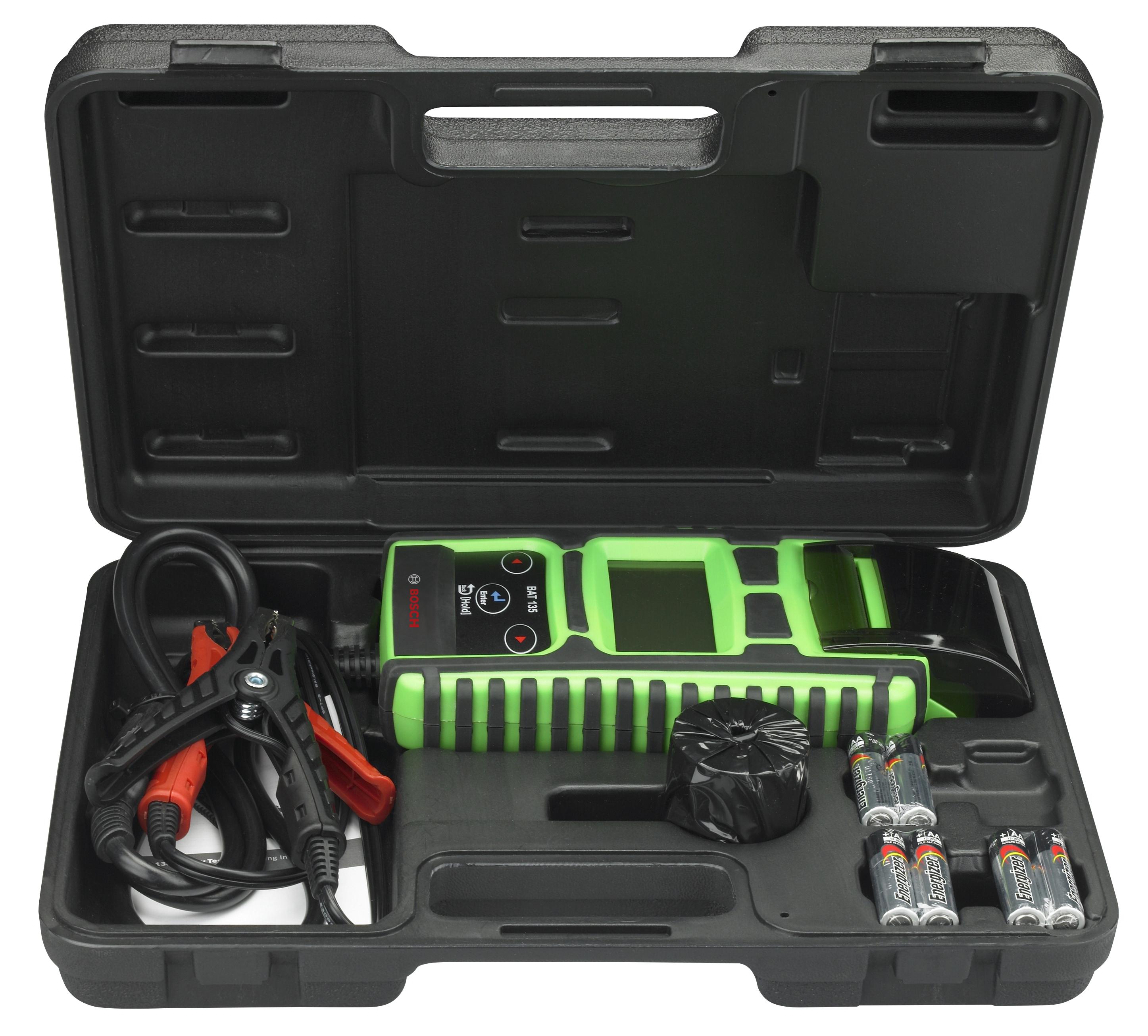 Analisador de bateria BAT 135