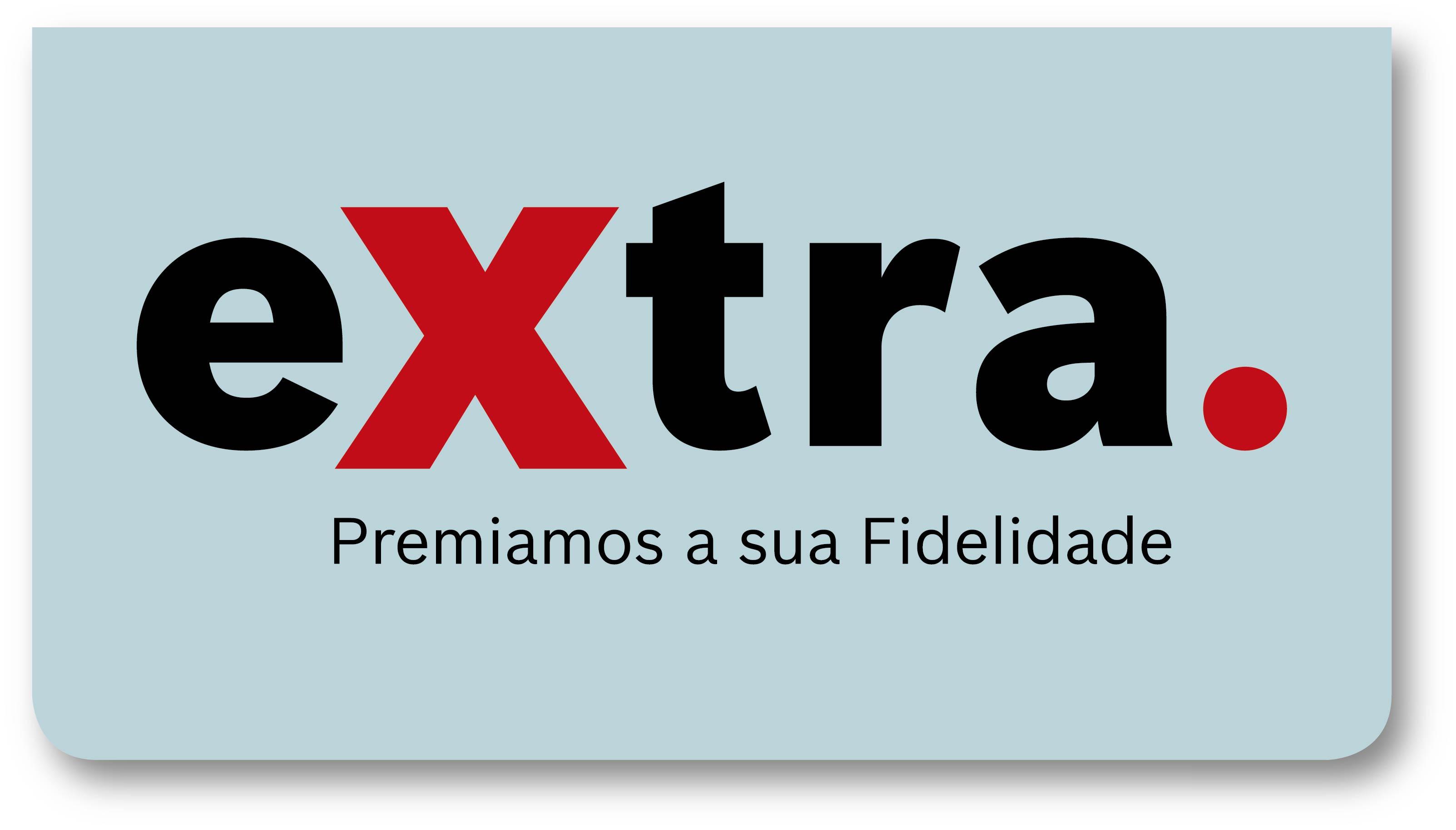 Logo: Programa de fidelidade eXtra