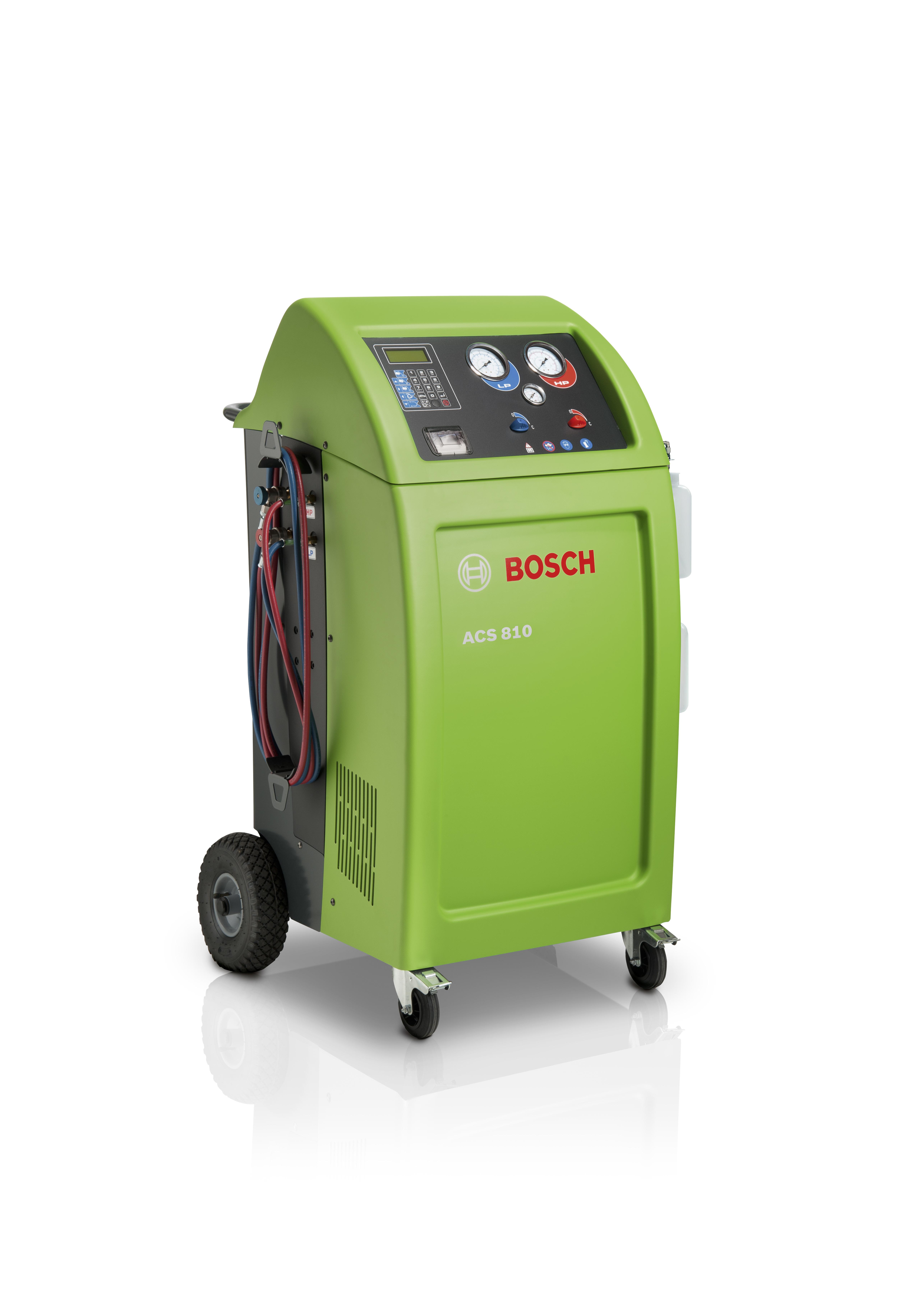 Recicladora de ar-condicionado ACS 810