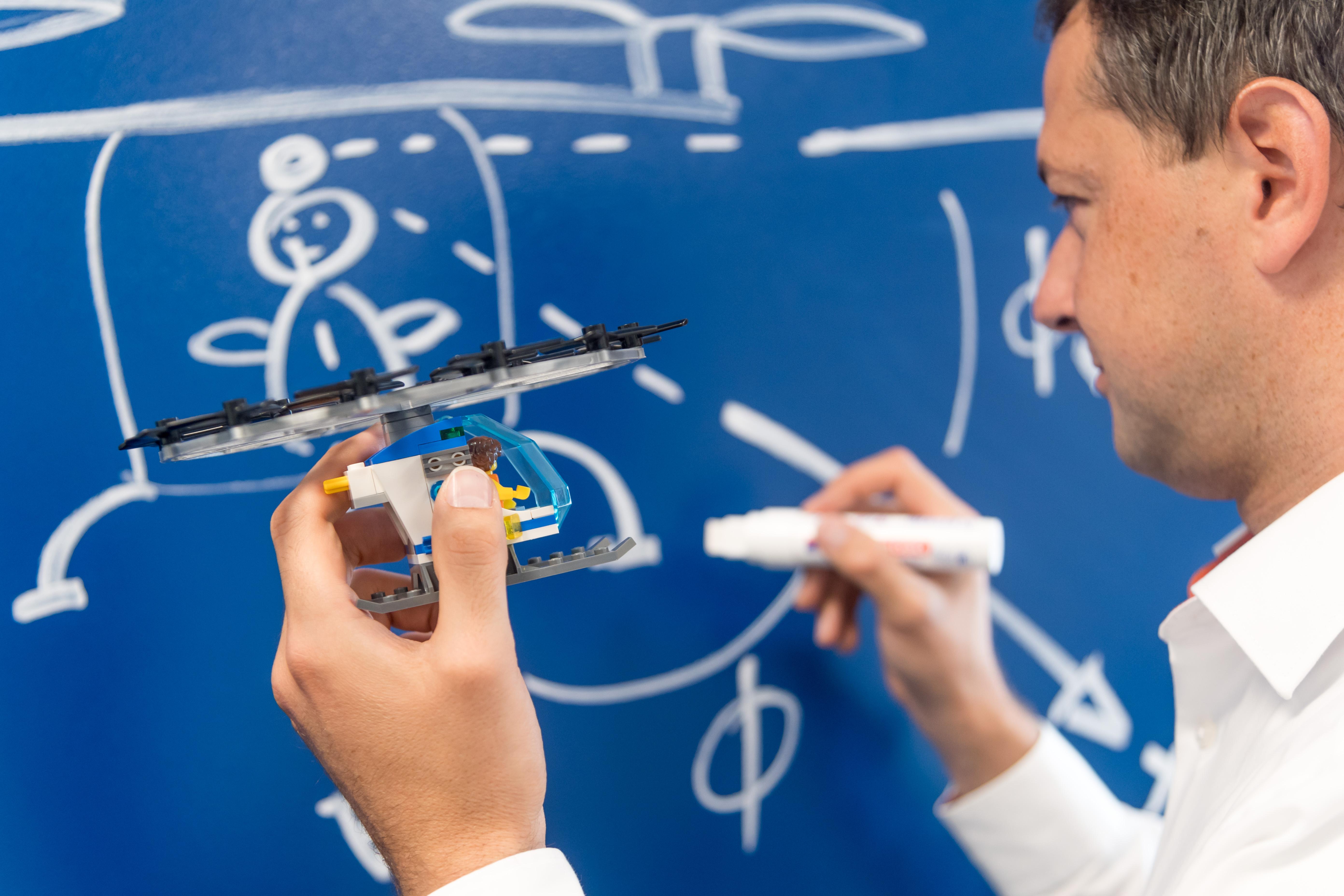 Tecnologia da Bosch ensina carros a voarem