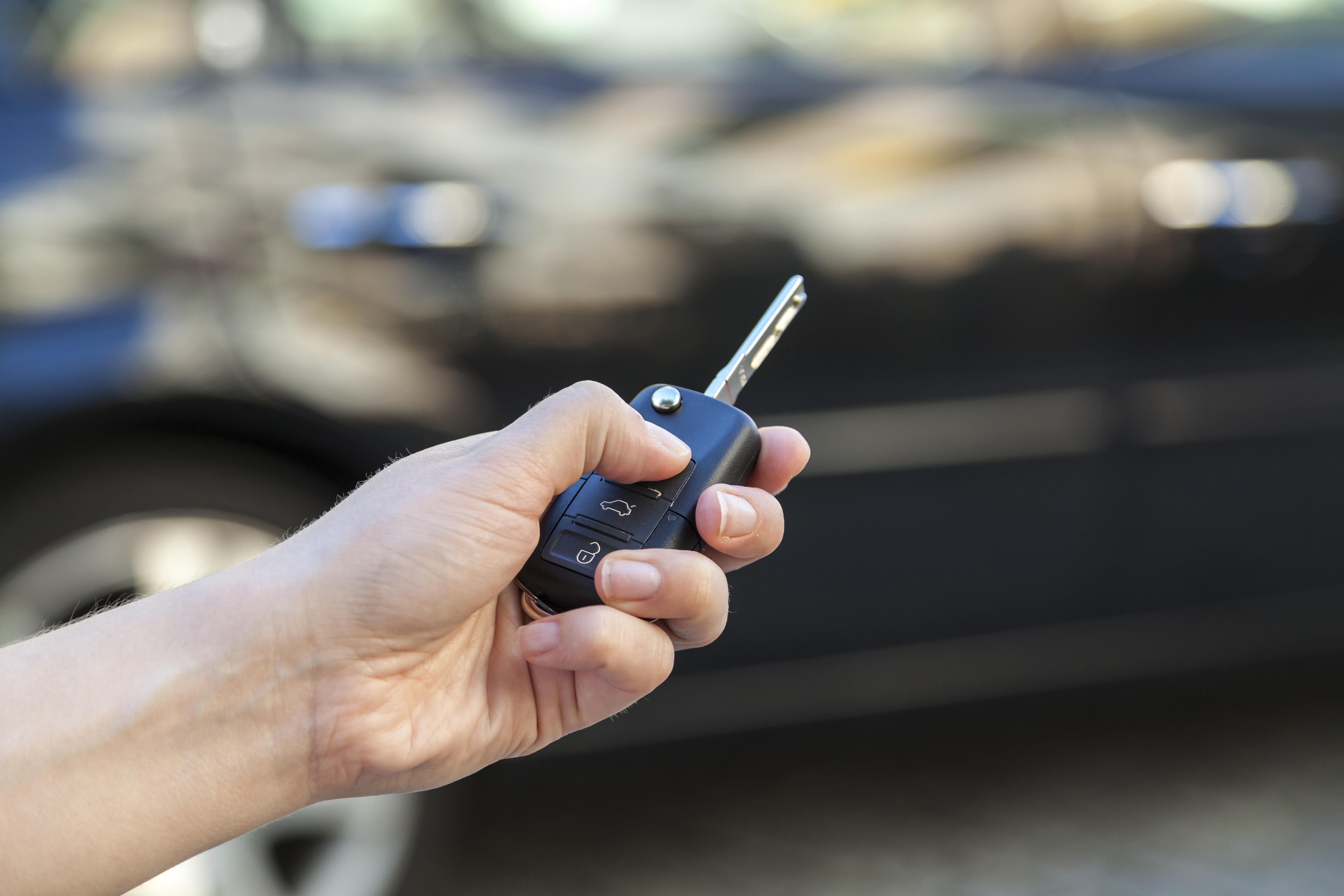 Chaves dos carros ainda mais convenientes