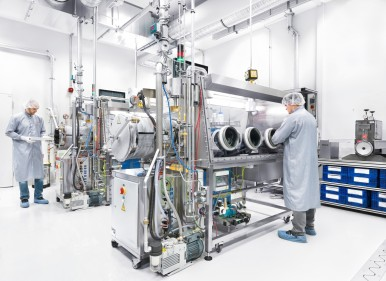 Centro tecnológico de células de combustível