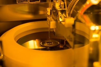Fábrica de semincondutores