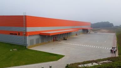 Centro de Distribuição em Campina Grande do Sul