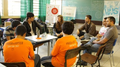 Projeto apoiado pela Bosch leva jovens brasileiros à NASA