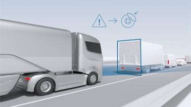 Tecnologias e sistemas Bosch equipam o caminhão Cargo Connect da Ford
