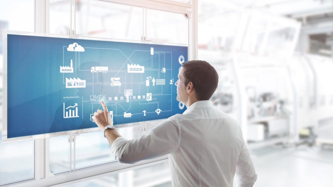 Soluções de software da Bosch