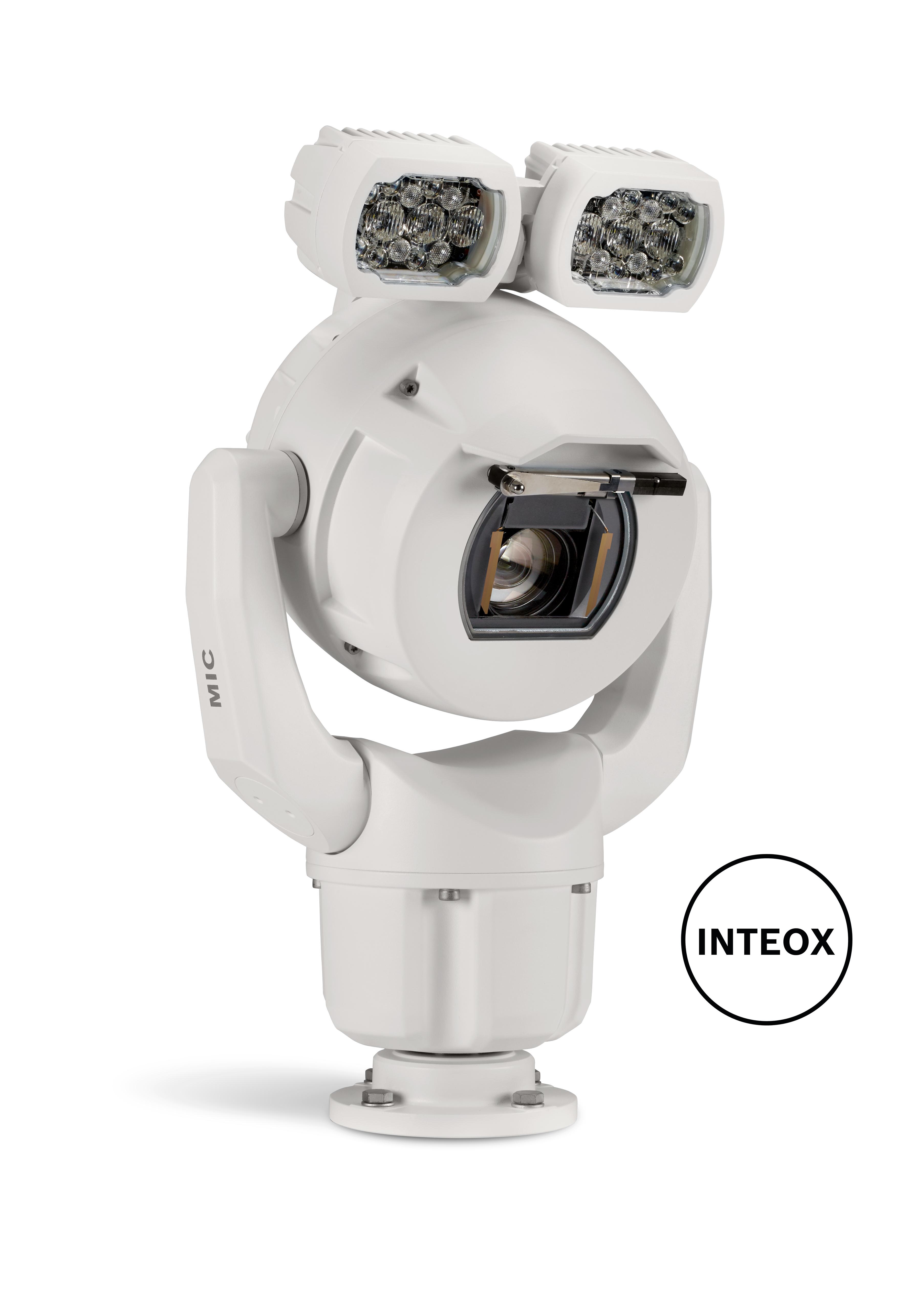 Spoločnosť Bosch predstavuje prvé kamery založené na otvorenej kamerovej platforme Intex