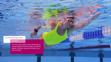 Analýza plaveckého štýlu