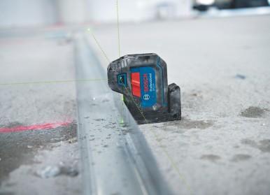 Zelená laserová dioda pro optimální viditelnost: Nová generace bodových laserů B ...