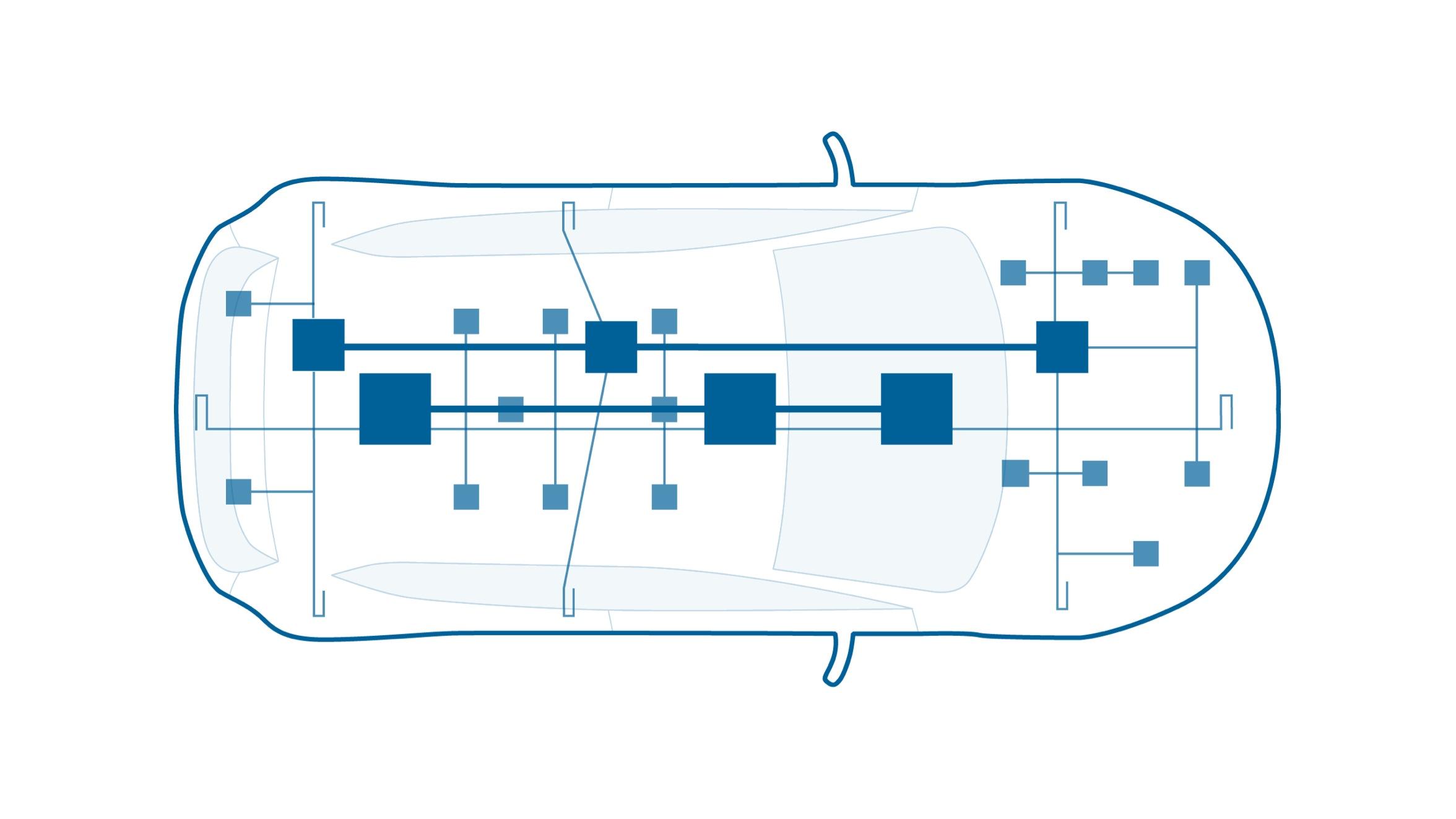 Bosch aktívne formuje transformáciu automobilovej elektroniky