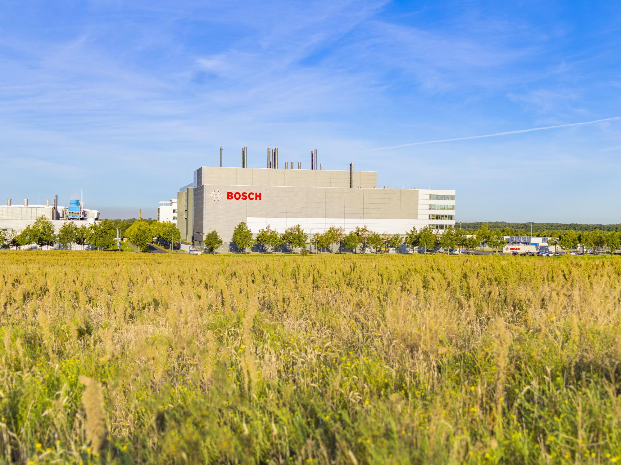 Výroba polovodičov Bosch v Drážďanoch