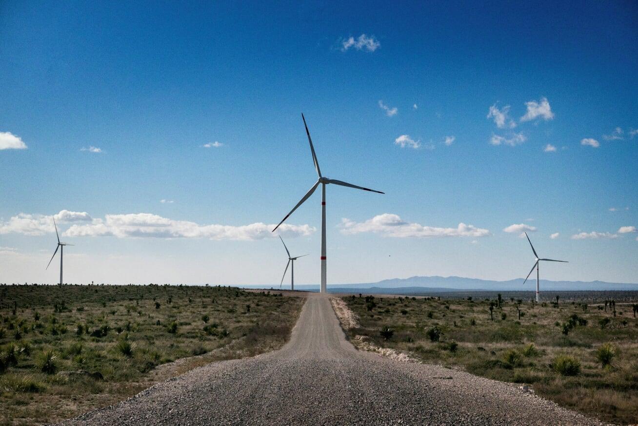 CO2-neutrální elektřina skrze větrnou energii