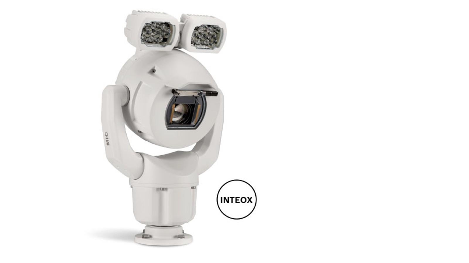 Inteox - otvorená kamerová platforma umožňujúca užívateľom využívať vstavanú umelú inteligenciu.