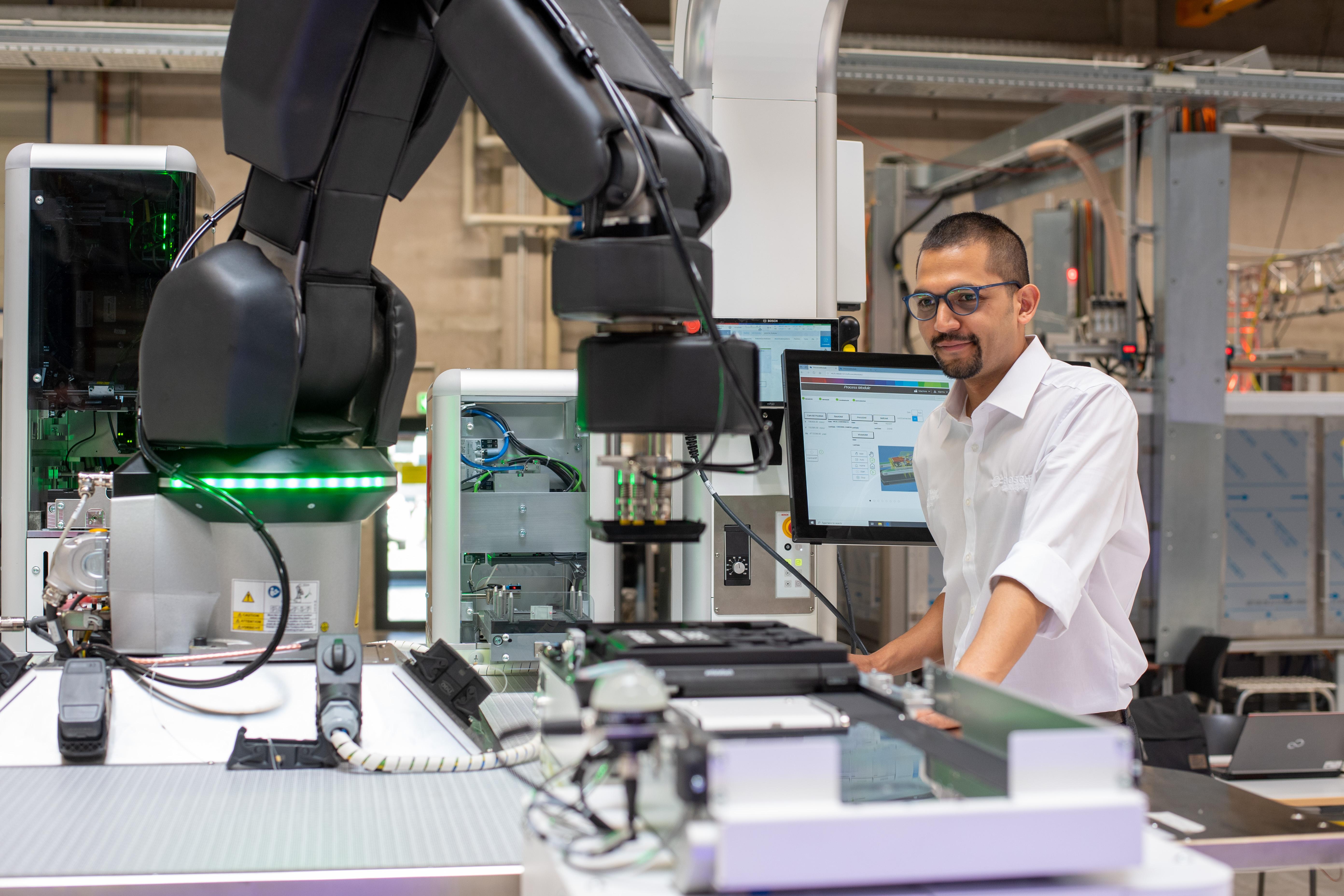Modulárny výrobný systém