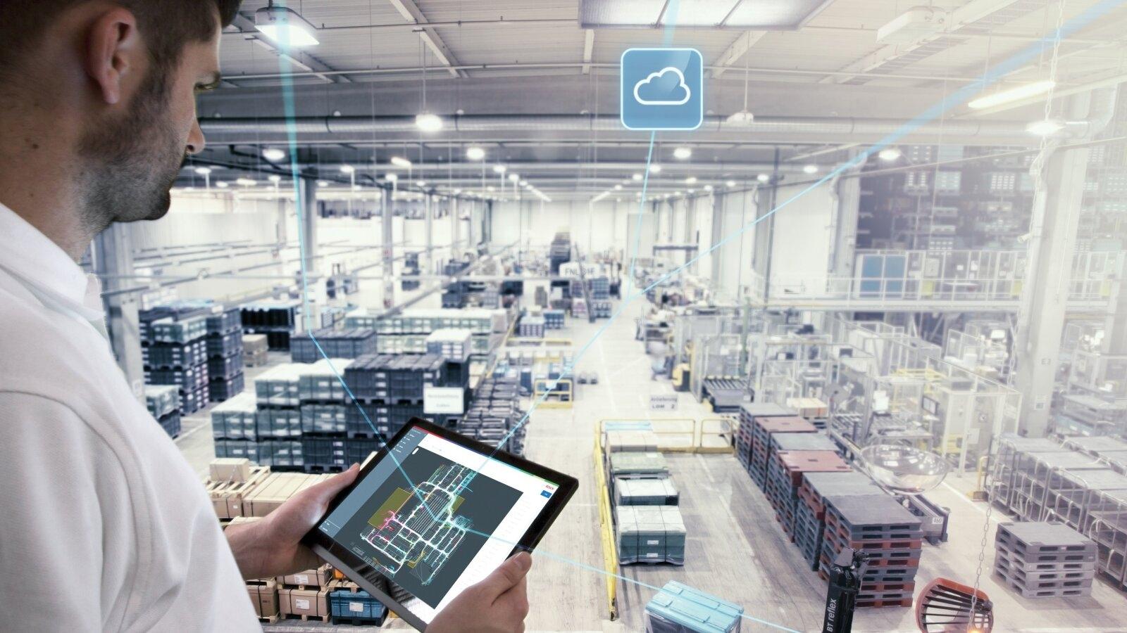 Systém priemyselných aplikácií Nexeed