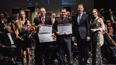 Bosch v Jihlavě uspořádal charitativní Novoroční koncert ve stylu Vídeňských filharmoniků