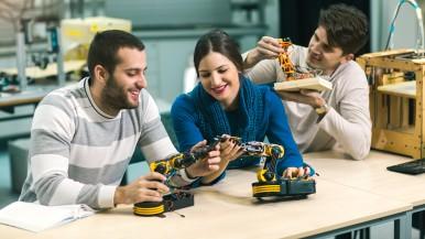 Bosch pořádá historicky první Mechathon pro fanoušky robotiky