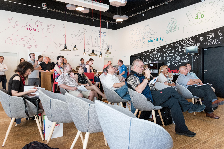 Výroční tisková konference Bosch Group v ČR 2018