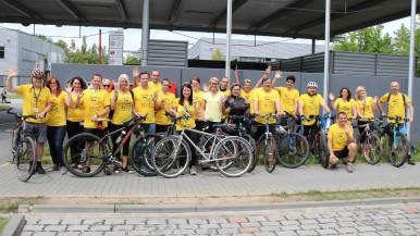 """Aktivně do práce: firma Bosch Diesel s.r.o. opětovně oceněna jako """"Cyklozaměstnavatel Jihlavy"""""""