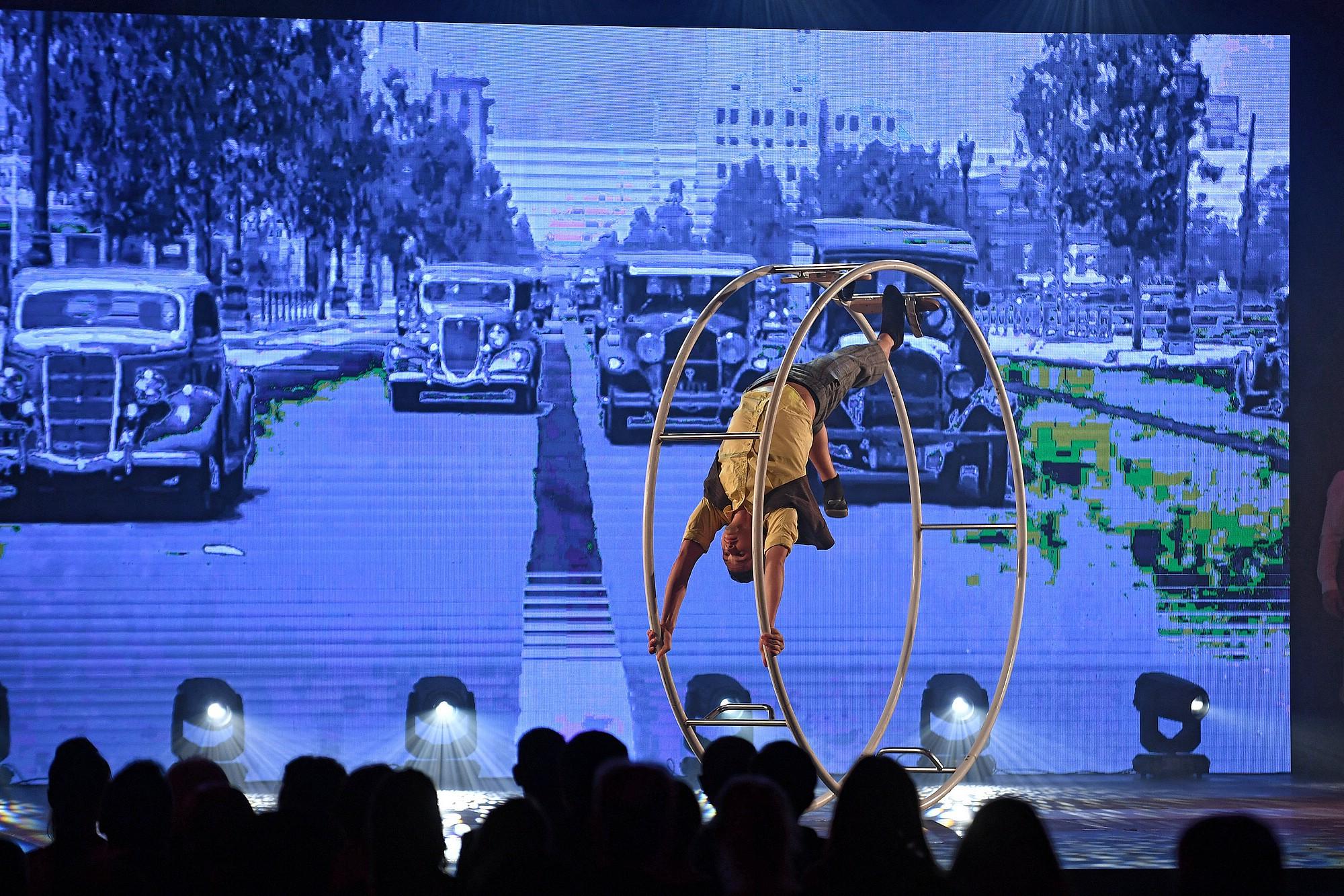 Bosch v podaní Cirque Nouveau v réžii Pavla Kelleyho