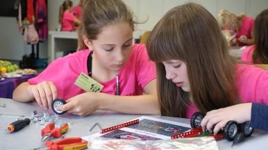 Bosch Diesel s.r.o. v Jihlavě podporuje dívky v zájmu o technická povolání