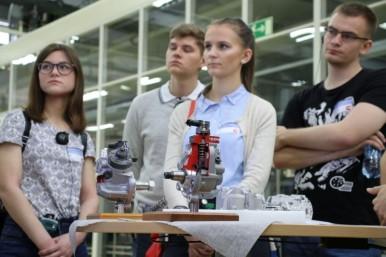 Záběry z akce High-Tech Day konané dne 20. října 2018.