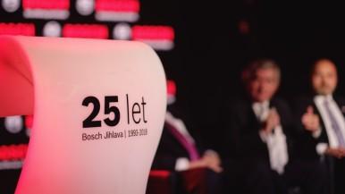 25 let firmy Bosch Diesel s.r.o. v Jihlavě – 25 let excelence z Vysočiny