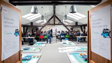 Bosch spouští druhý ročník Mechathonu: Soutěž pro vysokoškoláky a fanoušky robotiky a nových technologií
