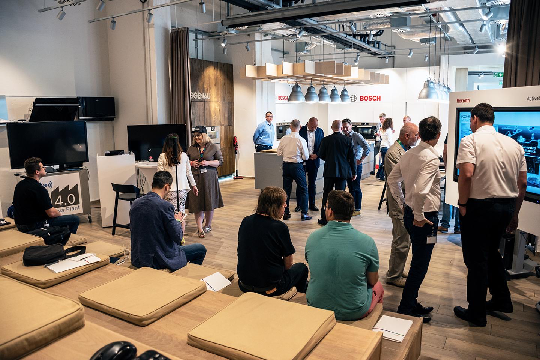 Výroční tisková konference Bosch Group v ČR