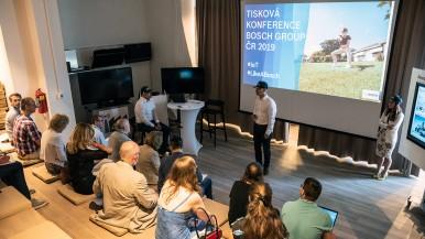 Bosch se v České republice zaměřuje na lokální výrobu a vývoj