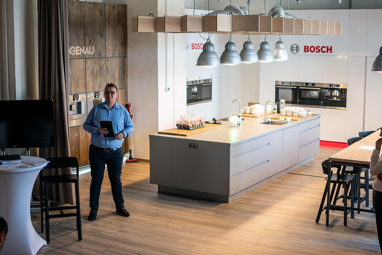 Domácí spotřebiče s technologií Home Connect a Amazon Alexa