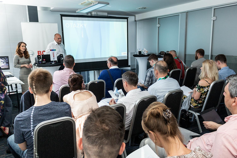 Výročná tlačová konferencia Bosch Group v Slovenskej republike