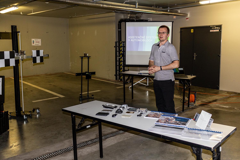 ADAS – kalibrácia asistenčných systémov vo vozidle