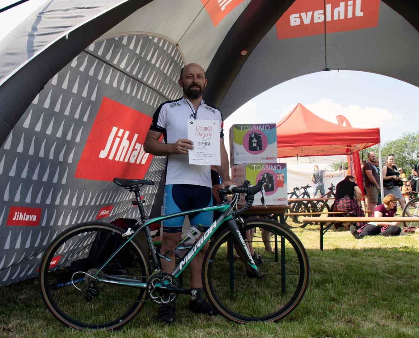 Do práce na kole 2019: cyklotýmy zaměstnanců BOSCH DIESEL s.r.o.