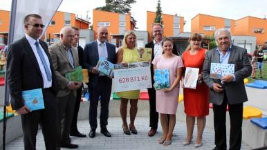 Firma BOSCH DIESEL s.r.o. otevřela ve spolupráci  s městem Jihlavou novou městskou mateřskou školu Bystrouška zaměřenou na technickou výchovu předškolních dětí