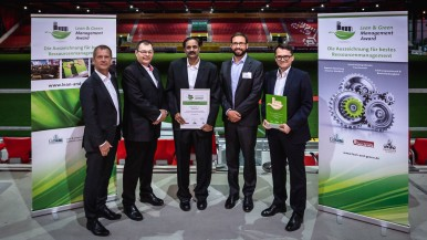 BOSCH DIESEL s.r.o., Jihlava získal cenu Lean & Green Efficiency Awards 2019