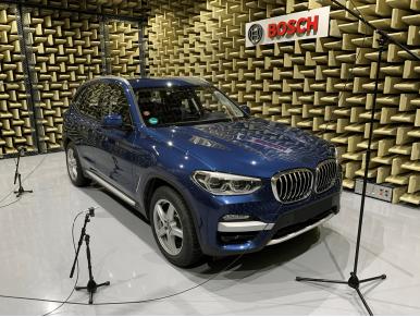 Akustická komora v novém vývojovém a technologickém centru v Českých Budějovicích