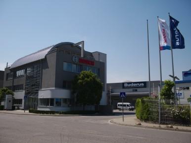 Nová budova centrály Bosch Slovensko
