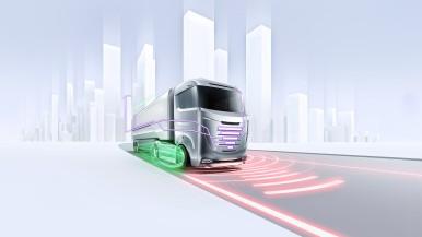 Automatizované, prepojené a elektrifikované:  Bosch si razí novú cestu v nákladnej doprave