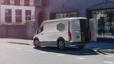 Plne nabité: Bosch prináša na cesty elektrické dodávky