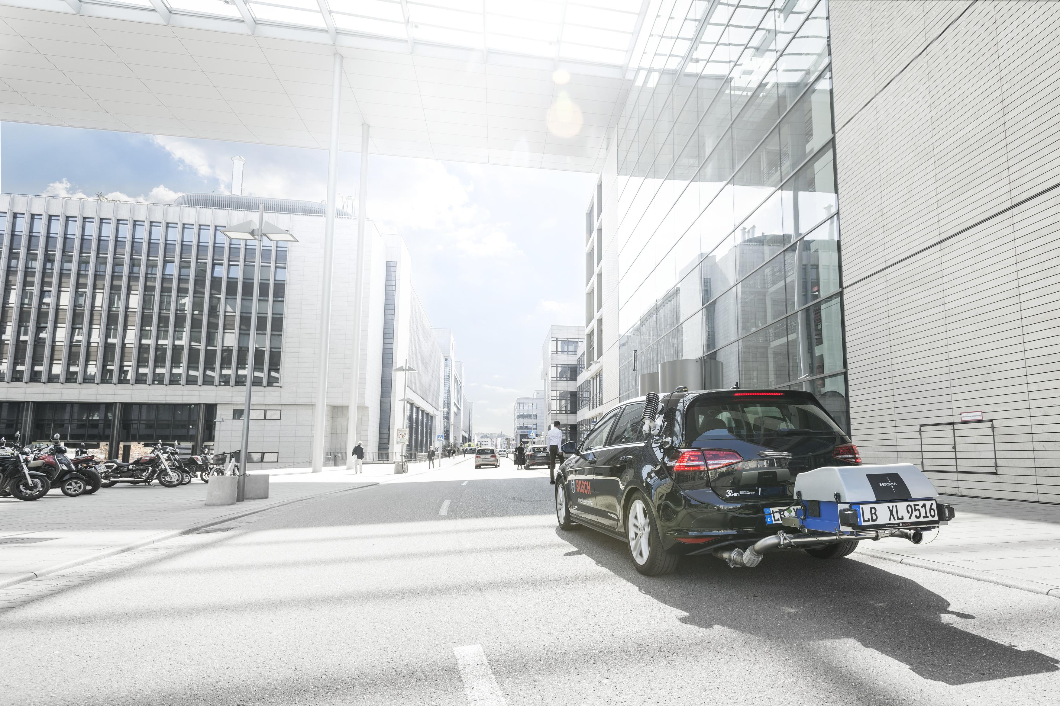 Průlom: Nová dieselová technologie Bosch nabízí řešení problému s oxidy dusíku