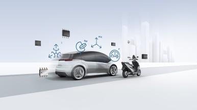 Senzory MEMS (MicroElectroMechanical Systems) pre riešenie mobility