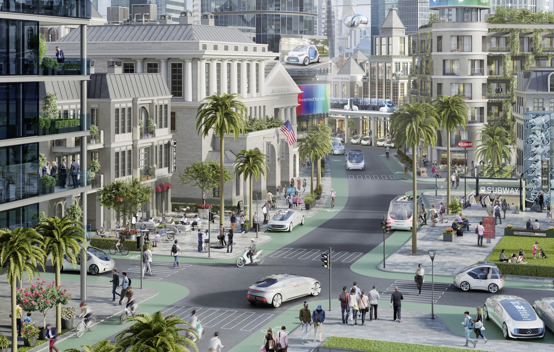 Metropola v Kalifornii sa stane pilotným mestom pre automatizované riadenie