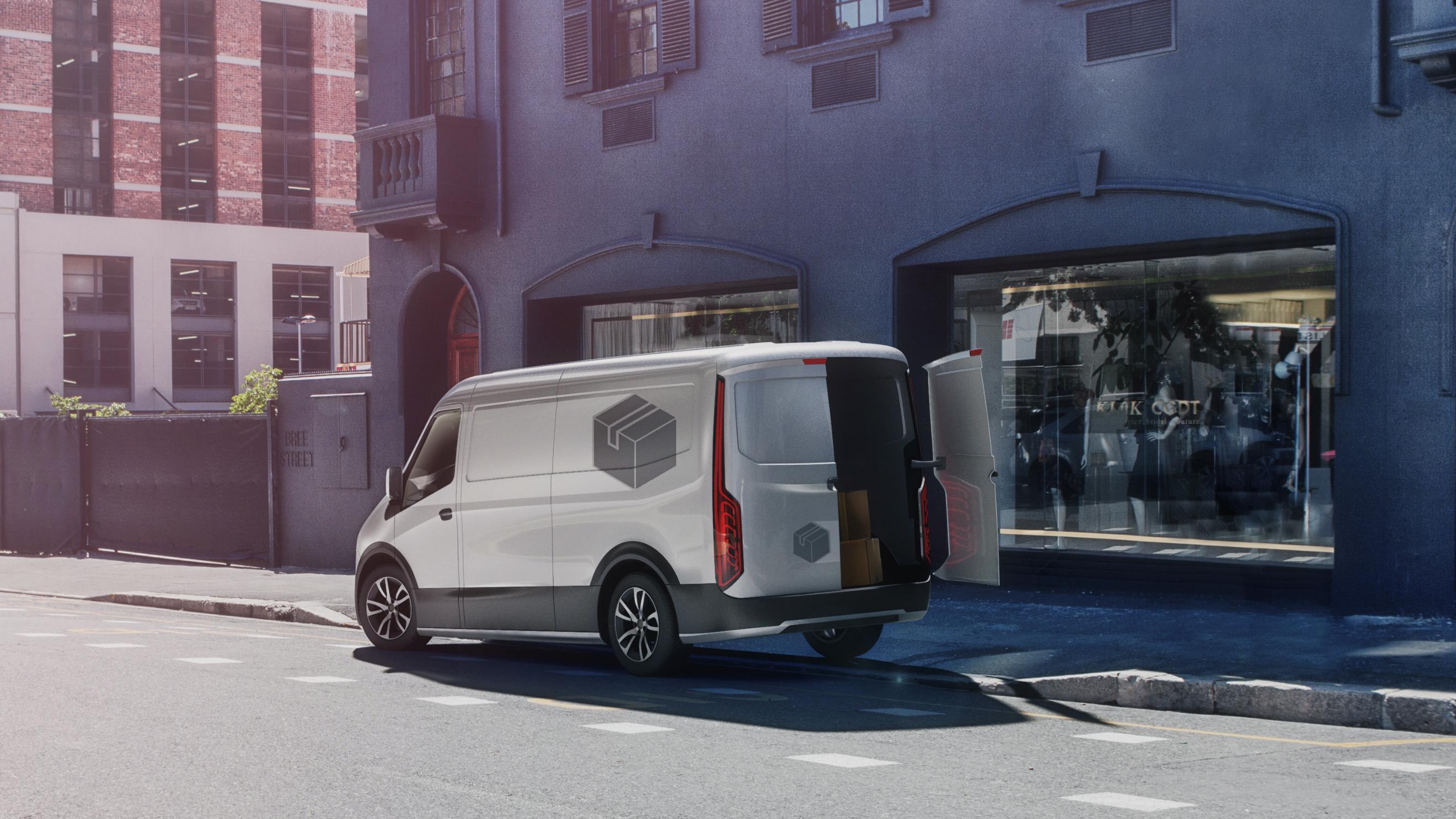 Plně nabité: Bosch přináší na silnice elektrické dodávky