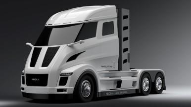Hnacia jednotka pre elektrické nákladné vozidlá