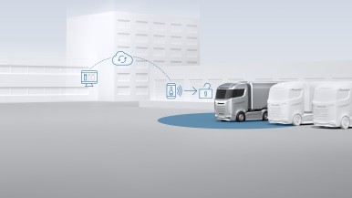 Díky této aplikaci od společnosti Bosch jsou klíče od auta minulostí