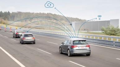 Bosch a Veniam zajišťují bezproblémovou konektivitu vozidla s okolím